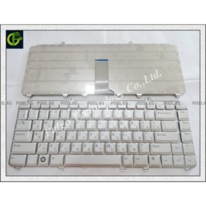 Keyboard Dell 1525 Silver Eng+Rus