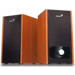 Speaker Genius SP-HF365B 2.0 WOOD 10W