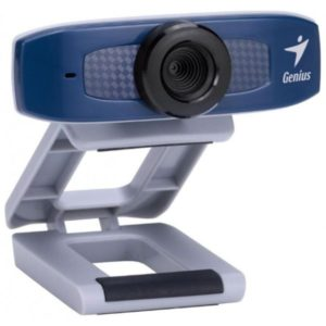 Web Camera Genius FaceCam 320X, 0.3Mpix, CMOS, 640x480, 30Hz, Крепление на мониторе [32200013100](*id 12)