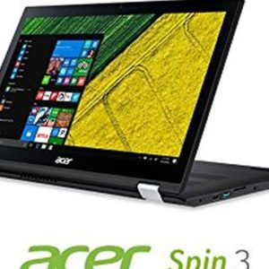 "Ультрабук Acer Spin 3 SP315-51-599E Intel Core i5-7200U (2.50-3.10GHz), 12GB DDR4, 1TB HDD, Intel HD Graphics 620, 15.6""FHD (1920x1080) 360° Touch IPS"