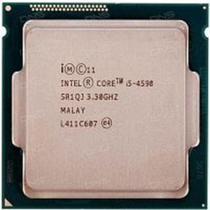 CPU LGA1150 Intel Core i5-4590 3.3-3.7GHz, 6MB Cache L3, HD Graphics 4600, Tray, Haswell (12 мес)