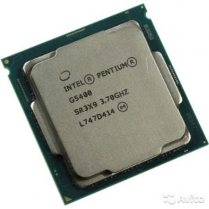 CPU LGA1151 Intel Celeron Dual Core G3930 2.9Ghz,2MB Cache,1600, 2133Mhz Bus,Kaby Lake,Tray (12 мес)