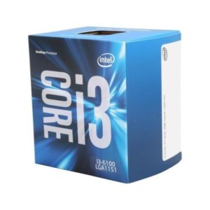 CPU LGA1151 Intel Core i3-6100 3.7GHz, 3MB Cache L3, EMT64, Tray, Skylake (12 мес)