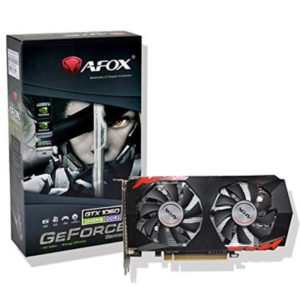 GEFORCE GTX1050 DUAL 2GB DDR5 128bit 1455Mhz PCI-E DVI DP HDMI AFOX (12 мес)