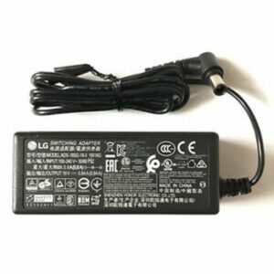 AC Adapter for LG LED Monitor ADS-18SG-19-3 19016G 19V 1.7A