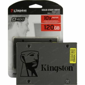 "SSD 120GB Kingston A400 SATAIII 2.5"" Read/Write up 500/320MB/s [SA400S37/120G]"