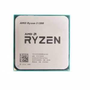 CPU AM4 AMD RYZEN 3 1200 3.1-3.4GHz,8MB Cache L3,4 Cores + 4 Threads,Tray,Summit Ridge (12 мес НЕТ В