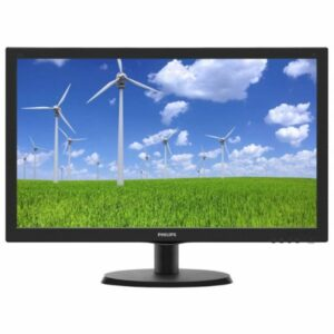"PHILIPS 21,5"" 223S5LSB TN LED WIDE 1920x1080 10000000 - 1 5ms DVI-D VGA (12 мес)"