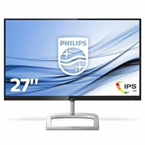 "PHILIPS 27"" 276E9QSB IPS LED WIDE 1920x1080 10000000 - 1 250cd, m2 5ms DVI-D VGA (12 мес)"