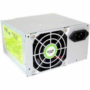 Power Unit DELUX DLP-30MS 300W CE,20+4PIN,3*big 4PIN,1*small 4PIN,2*SATA,P4,1*8CM fan (12 мес)