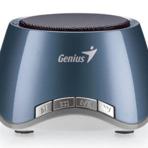 Speaker Systems Genius SP- i320, Blue, Portable speaker for Smart phone, 85db [31731020100]