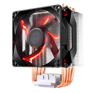 CPU cooler CoolerMaster Hyper H410R RGB 4-pin LGA INTEL/AMD RR-H410-20PC-R1
