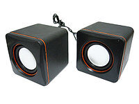 Speaker Aeromax Black-Red 2x2W