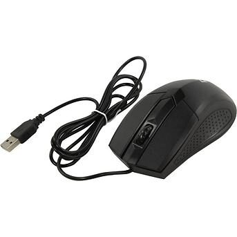Mouse Defender Optimum MB-270, Black, 1000dpi, USB, 3btn, 1.5m